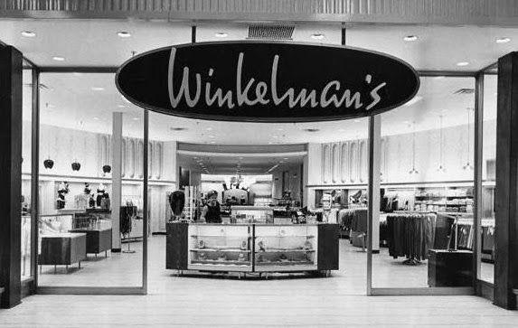 Winkelman's clothing store