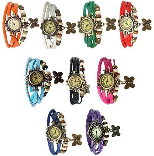 A Perfect Designer Watches for Return Gift for Birthday Parties, get together, raksha bandhan, festival etc. for Women & Girls.Unique gift for sisters this Raksha Bandhan. You can gift it to your girlfriend, wife, mother. It comes in 9 different colors.   	 		 			 				 					Famous... more details available at https://perfect-gifts.bestselleroutlets.com/gifts-for-women/clothing-shoes-jewelry-gifts-for-women/product-review-for-pappi-boss-designer-bracelets-leather-bra