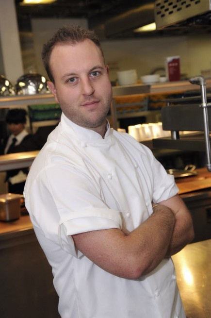 An Interview With Chef Paul Welburn http://glam.co.uk/2013/02/an-interview-with-chef-paul-welburn/
