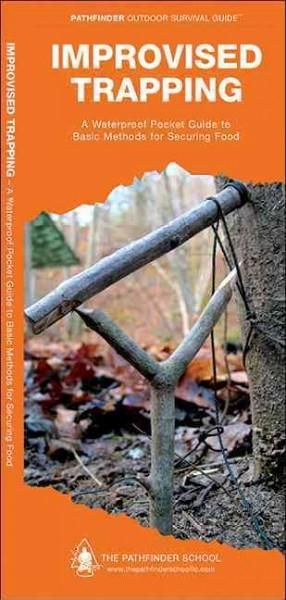 Well-known outdoor expert Dave Canterbury offers basic techniques and essential information for primitive wilderness survival in this new heavy-duty pocket guide series from Waterford Press. Perfect f
