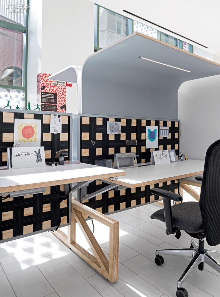 Kimball Office Orders Uber And Yelp For Chicago Showroom