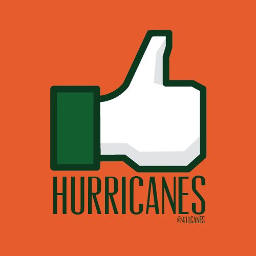 Like Hurricanes? #Canes #Miami