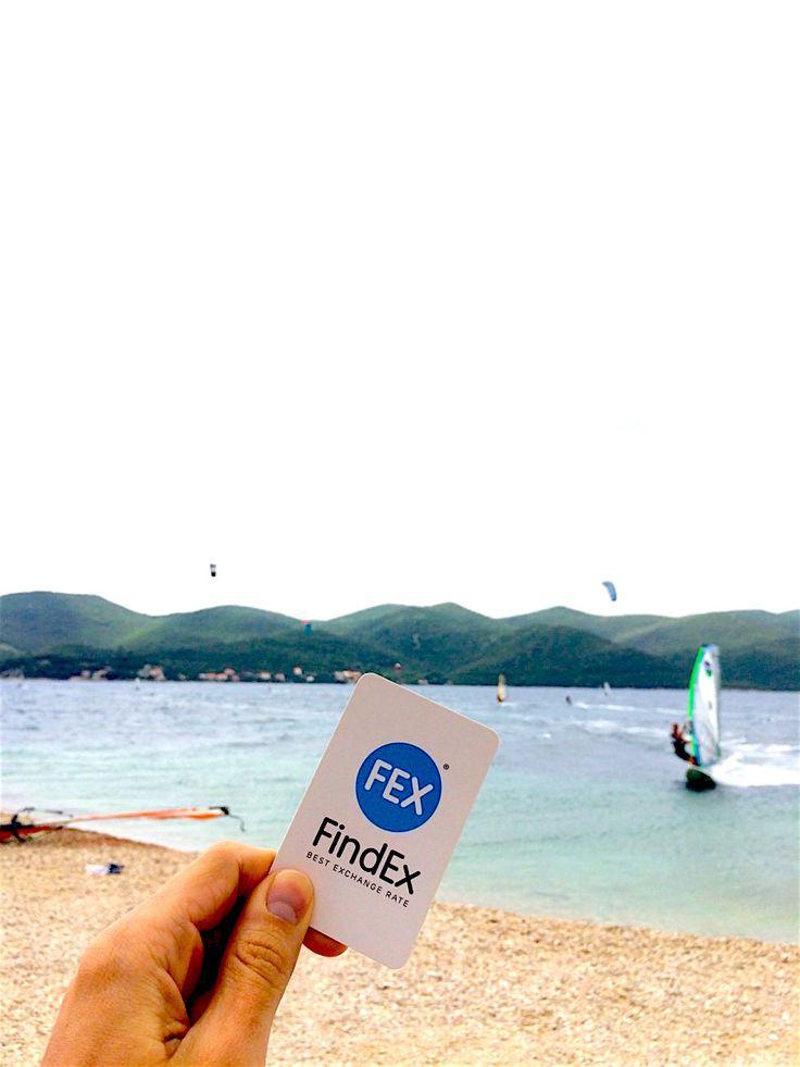 Find.Exchange arrived to #Croatia 📍