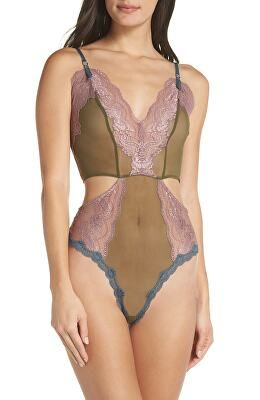 67c0402eb3d20 CHELSEA28 Designer Show-Off Thong Teddy   Avivey (Style Lives Here ...