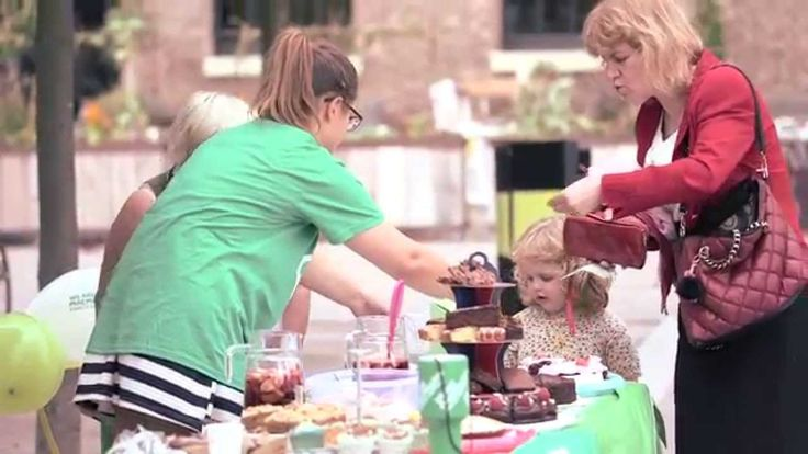 Macmillan Cancer Support - Worlds Biggest Coffee Morning with BAM Construct http://www.macmillan.org.uk/HowWeCanHelp/Carers.aspx?utm_Source=_youtube&utm_Medium=_display&utm_Campaign=_Macmillan%20Carers&gclid=CJvQx5io1cECFSuWtAod2DQAVw