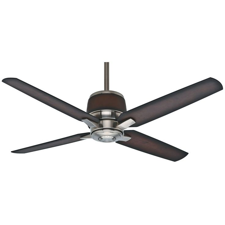 Casablanca Fan Aris Brushed Nickel Ceiling Fan Without Light - Best 10+ Ceiling Fans Without Lights Ideas On Pinterest 60