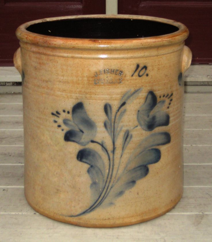 25 Best Ideas About Antique Crocks On Pinterest Old