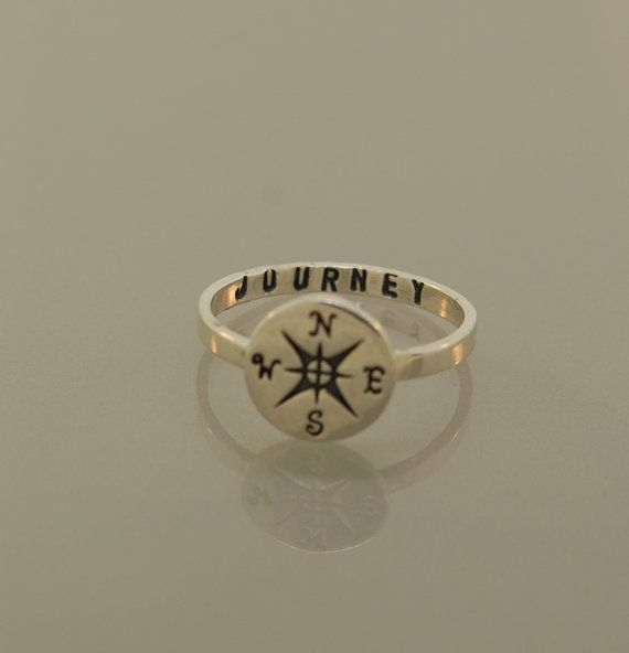 The Original  Custom Compass Ring Sale by TeriLeeJewelry on Etsy