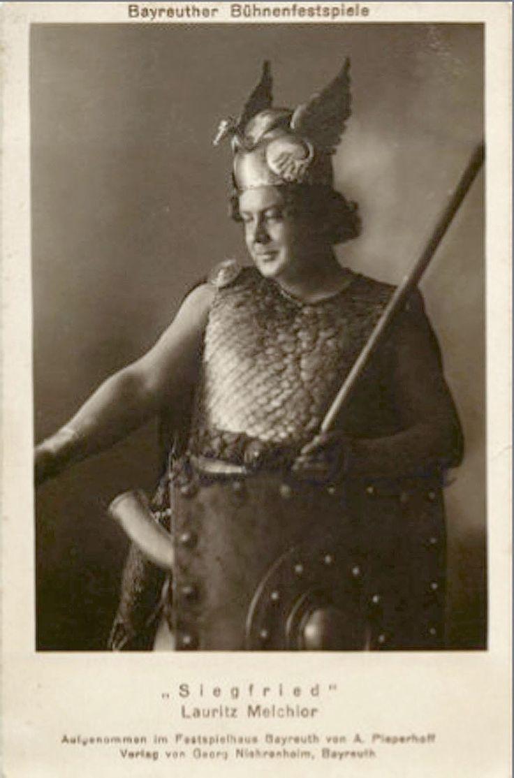 Lauritz Melchior Götterdämmerung 1927