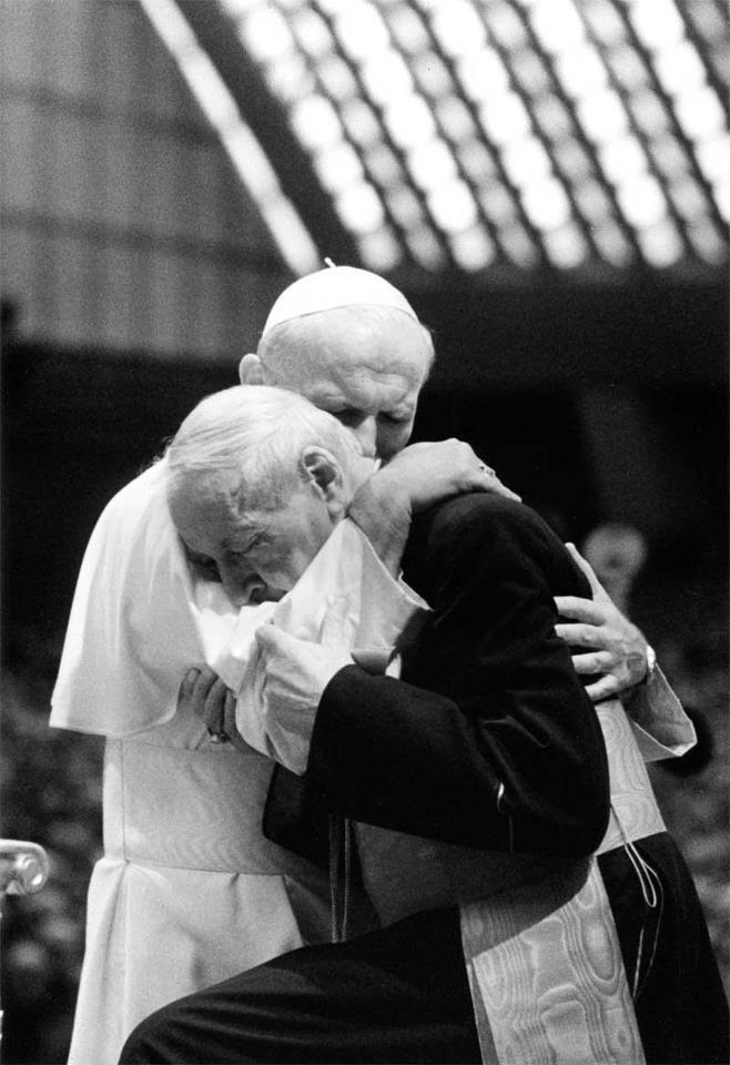 .Blessed John Paul II