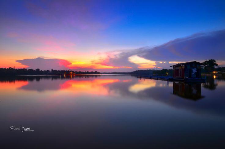 Mirror Sunset by raja yuza on 500px