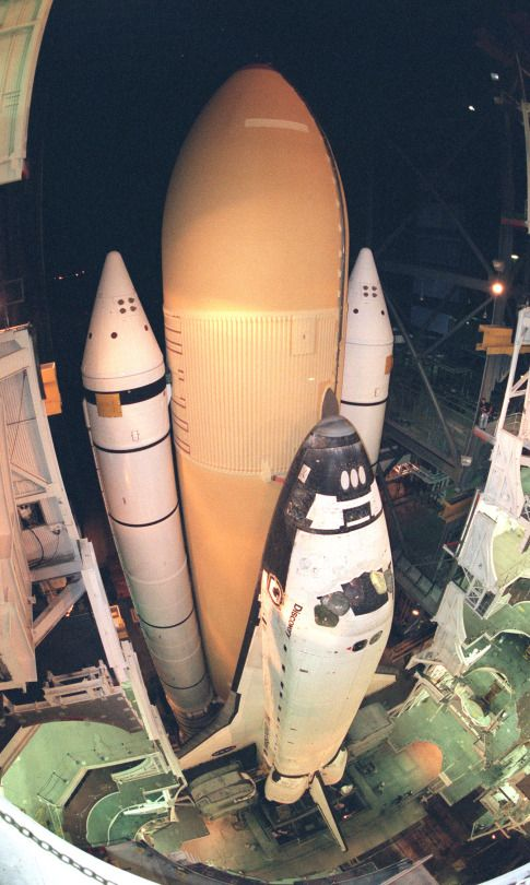 text space shuttle discovery missions - photo #9
