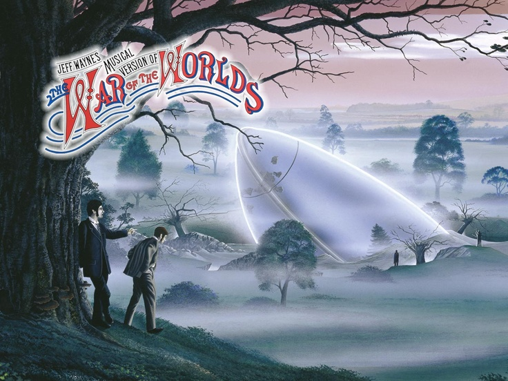 19 Best Jeff Wayne S War Of The World S Images On