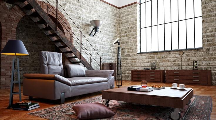 Vente loft new yorkais aujourd 39 hui sur bazarchic for Vente decoration interieur
