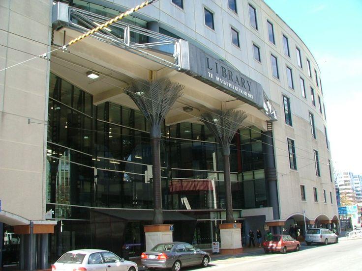 Wellington City Libraries Reviews : Wellington places to visit