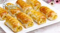 Patatesli Rulo Milföy Böreği Tarifi