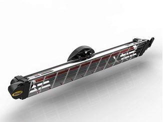 Infrared outdoor heater FIORE | Low Glare - Mo-el