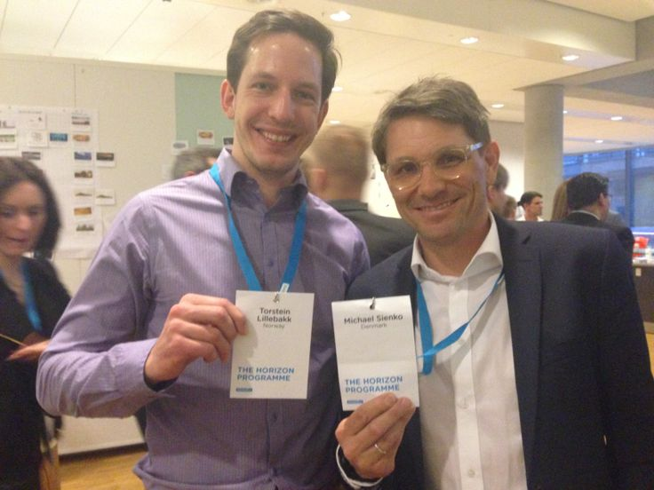 Learning partners: Torstein & Michael