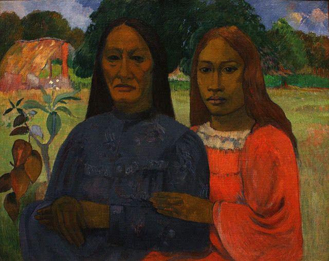 Δυο γυναίκες (1901 ή 1902) Μητροπολιτικό Μουσείο Τέχνης Νέας Υόρκης