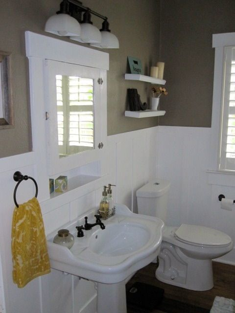 The 25 Best Craftsman Medicine Cabinets Ideas On Pinterest Craftsman Wall Mirrors Very Small