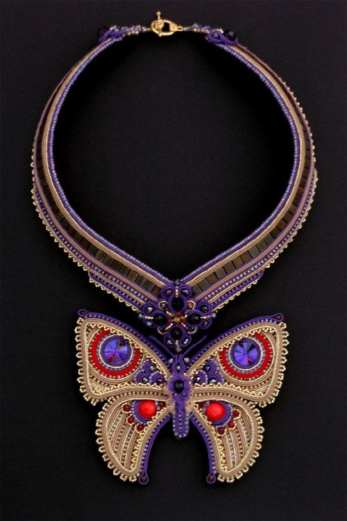 Beadwork by Julia Izerskaya