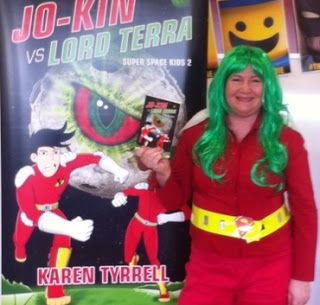 Jo-Kin vs Lord Terra Blog Tour 23 May–I June ★★★★★ How to Write Comedy for Kids: WIN #bookgiveaway  http://melissawray.blogspot.com.au/2016/05/jo-kin-vs-lord-terra-blog-tour-23-mayi.html