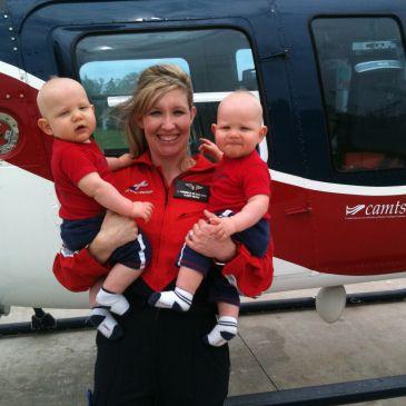Mom of twin and flight nurse blog.