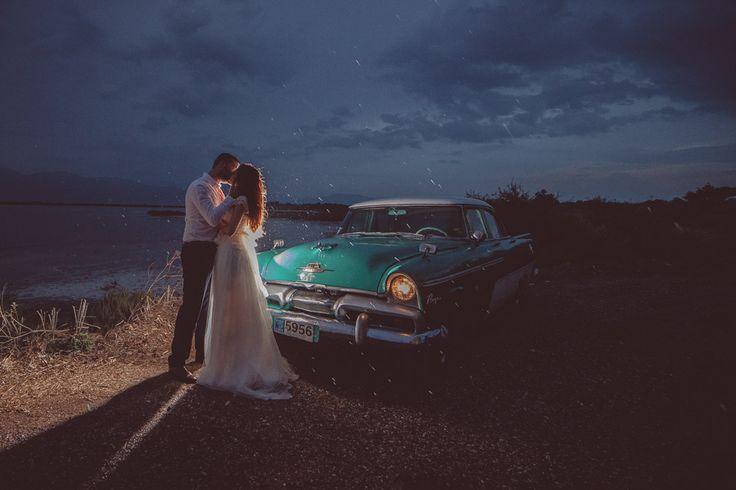 Vintage Wedding of Xrysa&Makis in Aigio. | O Βίντατζ Γάμος της Χρύσας και του Μάκη στο Αίγιο.