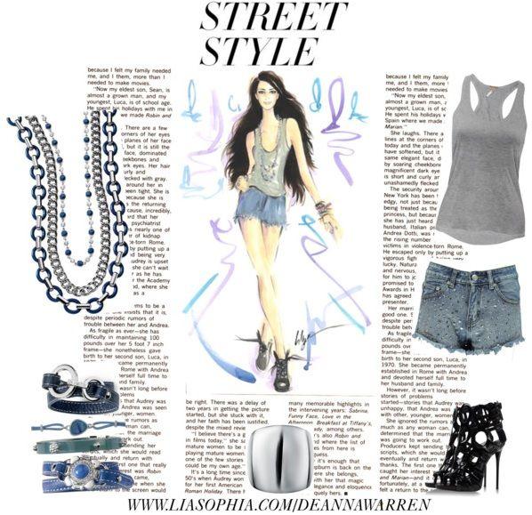 Street Style Lia Sophia Spring/Summer 2014 www.liasophia.com/deannawarren http://lindseybaby22.tumblr.com/