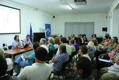 Ενημερωτικές συναντήσεις με Ιδιοκτήτες Τουριστικών Καταλυμάτων για παρουσίαση της νέας υπηρεσίας Ηλεκτρονικών Κρατήσεων (E-booking)