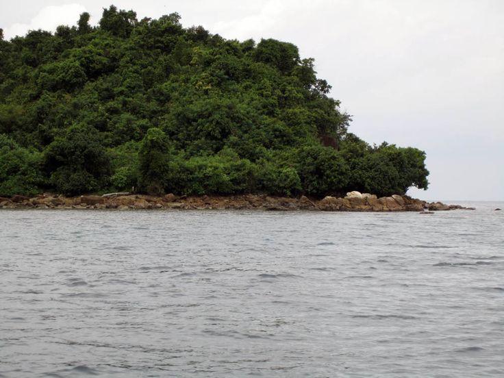 Pulau Tegal Pesona Tersembunyi di Lampung - Lampung