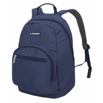 batoh daypack LOAP ROOT S tm.modrý