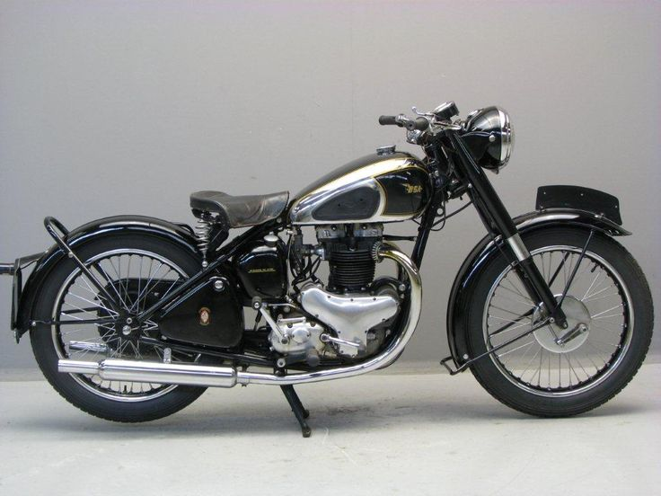 1948 BSA A7 500cc | motorcycle | Pinterest | Motors