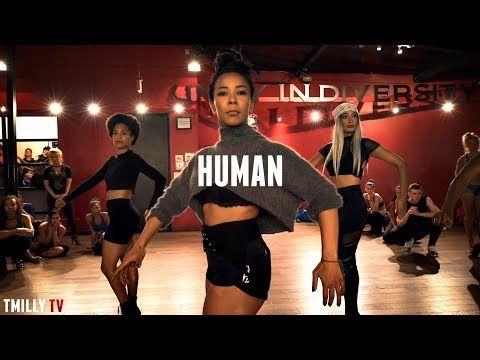 SEVDALIZA - HUMAN - Choreography by Galen Hooks - Filmed by @TimMilgram - YouTube