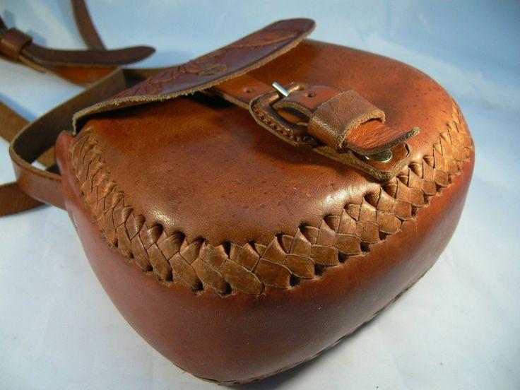Schultertasche+aus+feinem+Leder,+echt+schick+von+ModaFrida+-+Mexiko+auf+der+Haut+auf+DaWanda.com