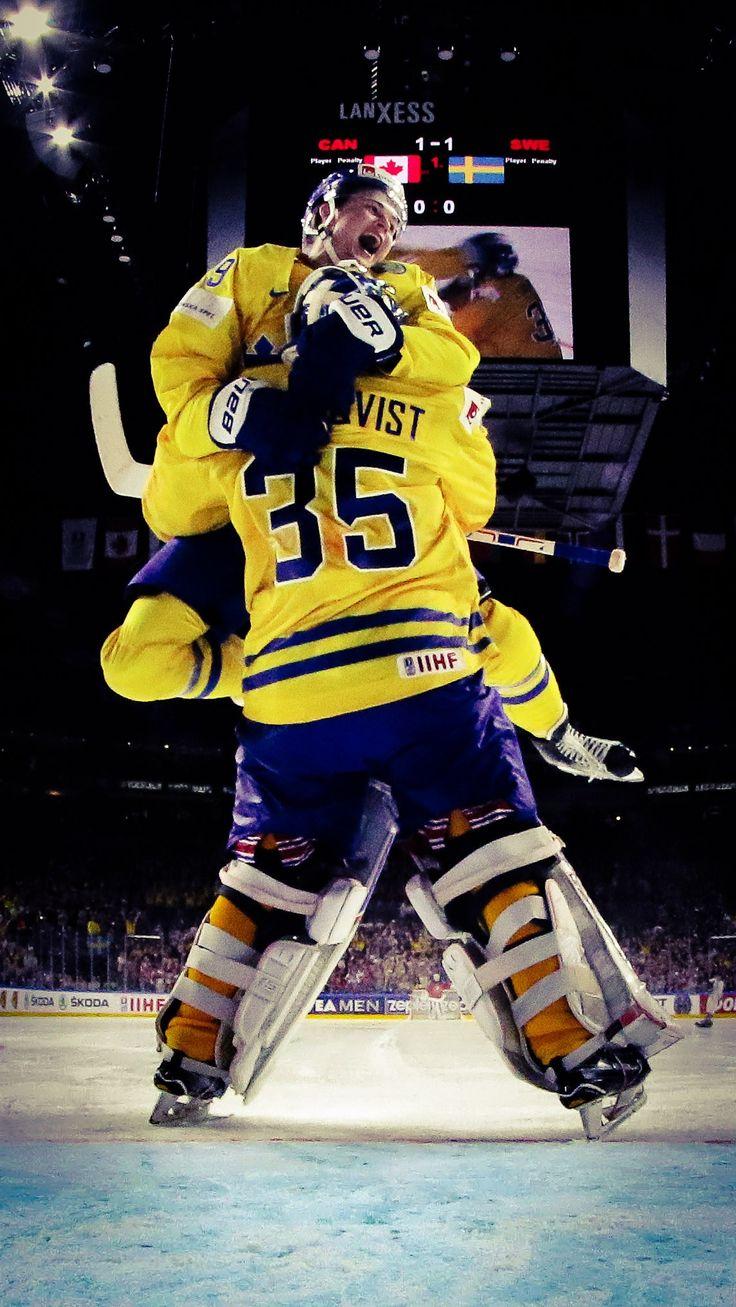 My favorite hockey moment Nylander & Lundqvist