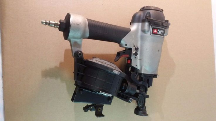 "Porter Cable RN175B 1-3/4"" Roofing Coil Nailer 12272016.105 #PorterCable"
