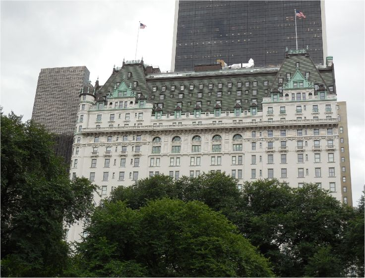 Being A Native New Yorker I Have Never Stayed In One However The Plaza Hotel Overlooking Central Park Is My Favorite