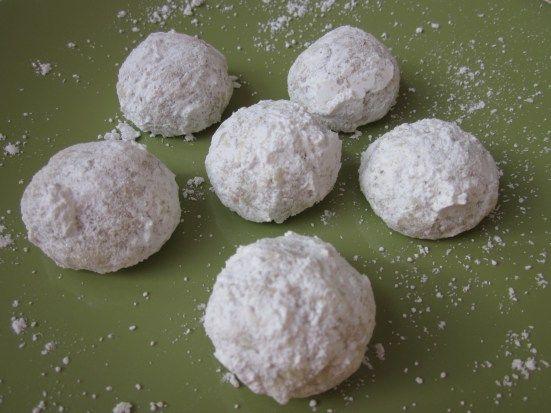 Pecan Butter Balls | recipe success | Pinterest