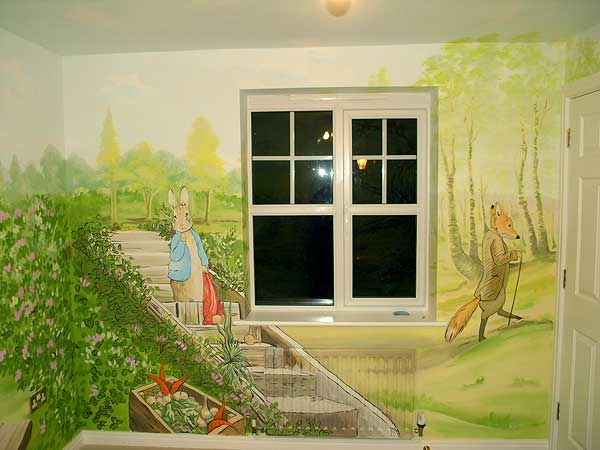 Nice Peter Rabbit And Mr Todd Nursery   Loving This Beatrix Potter Themed Baby  Room! Part 31