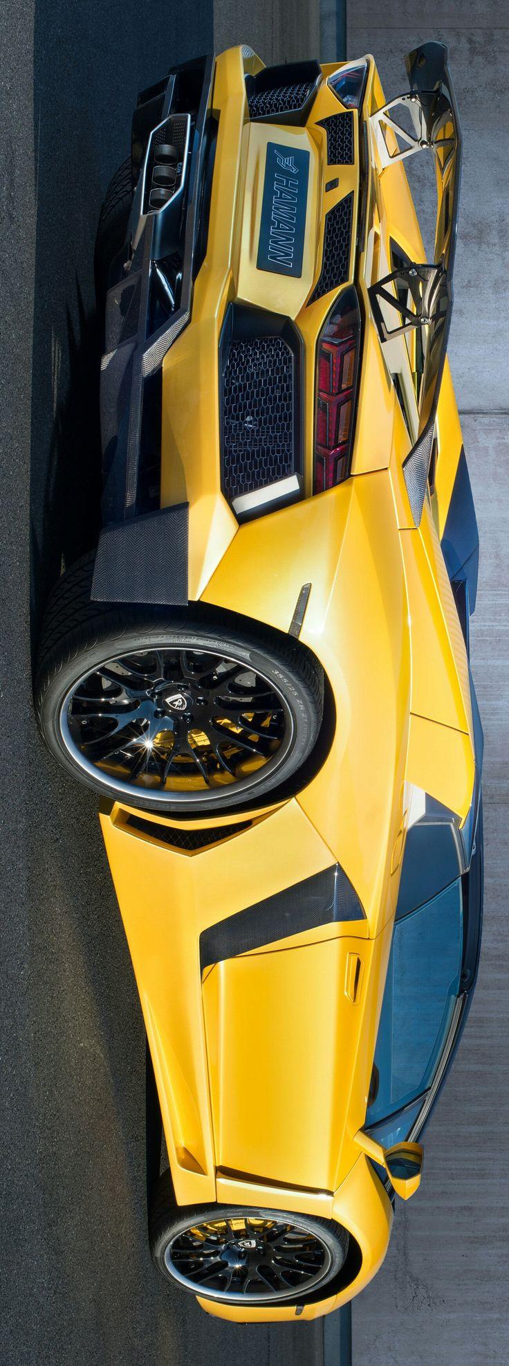 Lamborghini Aventador Hamann Roadster Limited LB834 by Levon