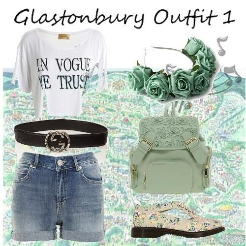 Glastonbury Outfit Idea 1 | Womens Outfit | ASOS Fashion Finder