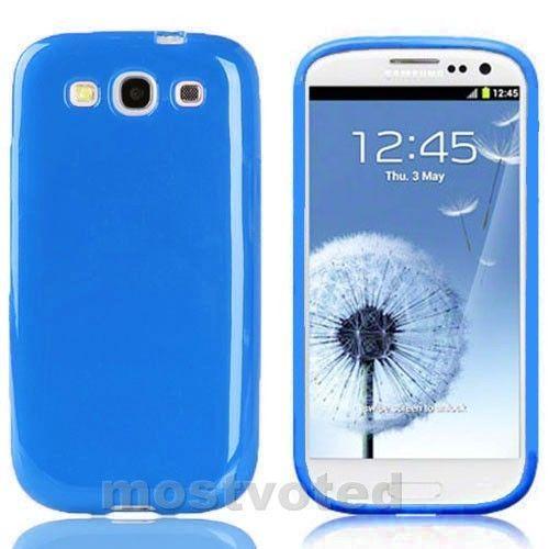 gel case and screen protector bundle