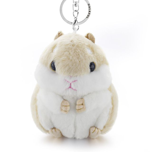 Mini Hamster Keychains  Price: 9.95 & FREE Shipping  #hashtag2