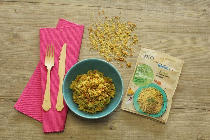 New  organic cous cous by BioSun S.Martino. #couscous #organic #biologico