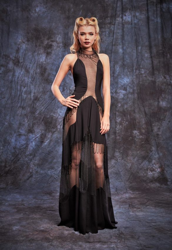 Online Shop - evening dresses, evening gowns and wedding Dresses custom made. Refresh your wardrobe with a designer outfit, specially created for you!
