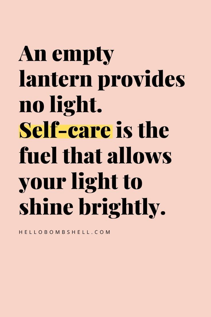 Feeling Overwhelmed These 21 Self Care Quotes Will Inspire Self Love – Care quotes in 2020 | Care quotes, Routine quotes, Self love quotes