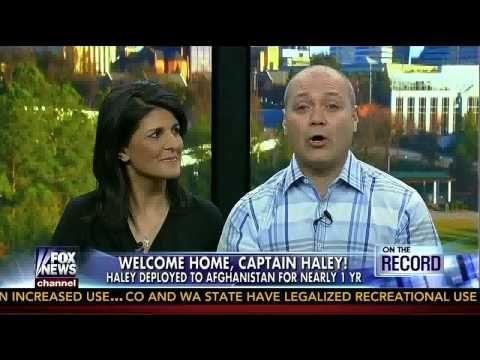 South Carolina Gov. Nikki Haley on FOX News' On The Record with Greta Van Susteren - YouTube