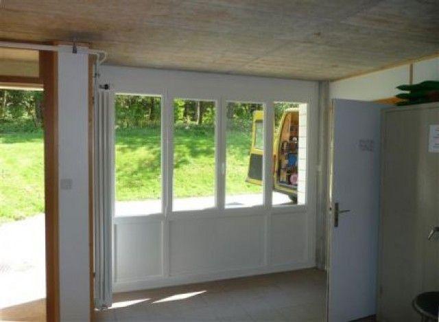 Remplacer porte de garage par fenetre wp72 jornalagora - Porte de garage avec fenetre ...