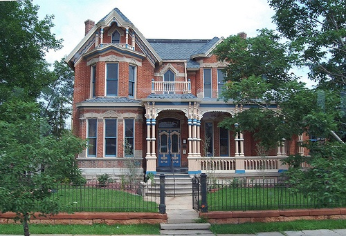 The Whipple House, Cheyenne, Wyoming (WY) by bobindrums, via Flickr
